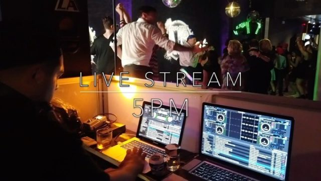 TUNE IN LIVE TONIGHT 5PM! Livestream with DJ Domingo and MC Brian Parke spinning your favorite Summer Jams.  You do not want to miss this.  Set a Reminder on your phone NOW!
