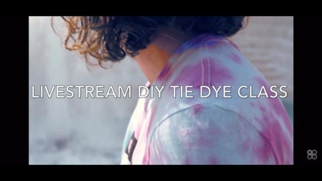 We're going LIVE @2PM! Join us for our #livestream Tie Dye Class! ✅Scissors ✅Shirts ✅Simple Tie Dye Kit Tell a friend to tell a friend! #tiedye #howtotiedye #tiedyeworkshop #summerfun #diy