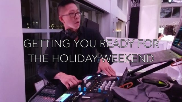 WHO'S READY FOR THE HOLIDAY WEEKEND? We are going LIVE AT 5! MC Jay Silvs and DJ Kevin Lee bringing you that Radio Remix! Tune in Wednesday, July 1st @totalentertainmentnyc
